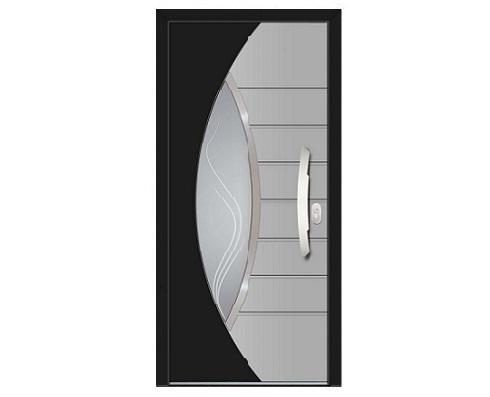 alu ulazna vrata za kuću