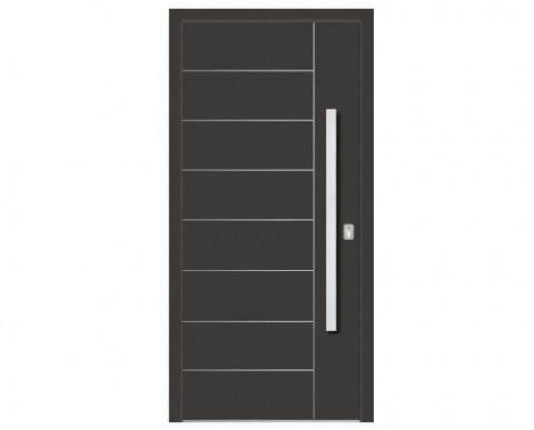 alu vrata za kuću