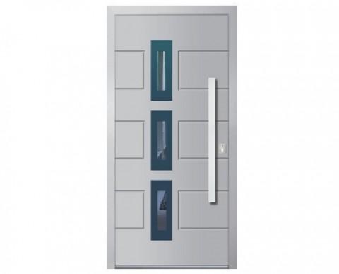 alu vrata za kuće
