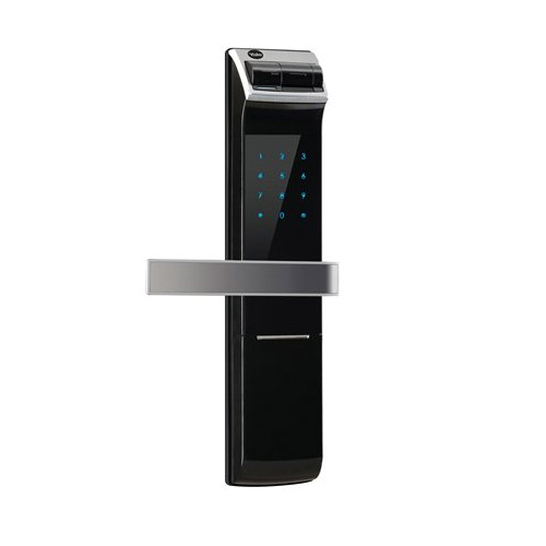 digital biometric door lock