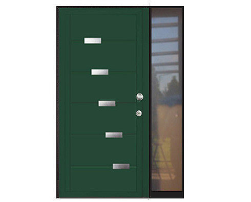 alu security doors
