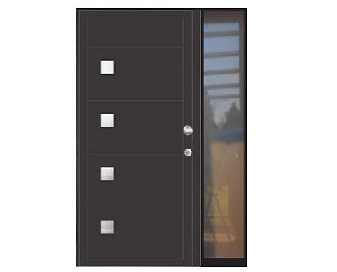 aluminum security doors