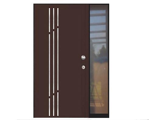protuprovalna ulazna vrata aluminijska