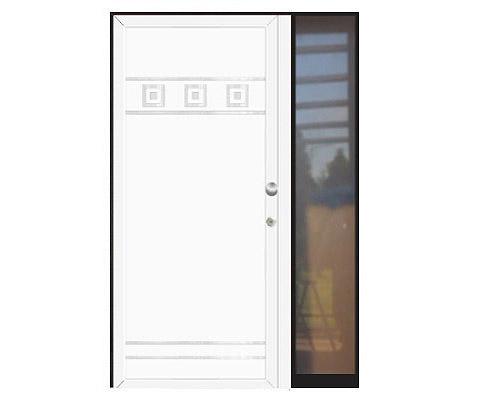 Protuprovalna vrata ALU