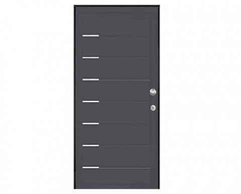aluminij protuprovalna vrata za kuće