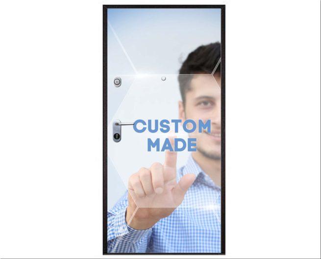 Protuprovalna vrata custom made