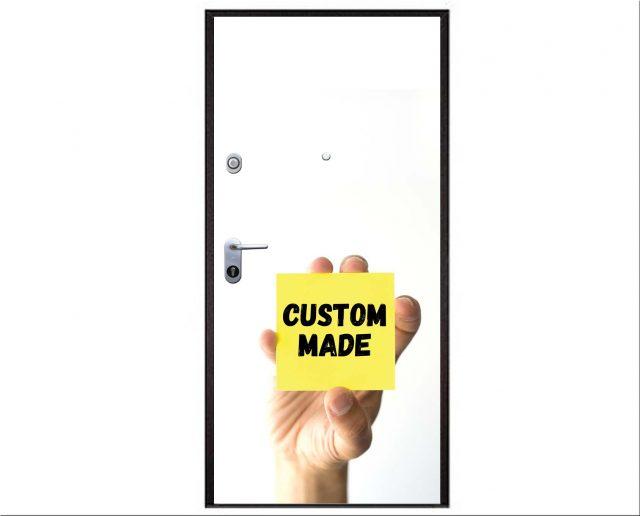 Protuprovalna vrata custom