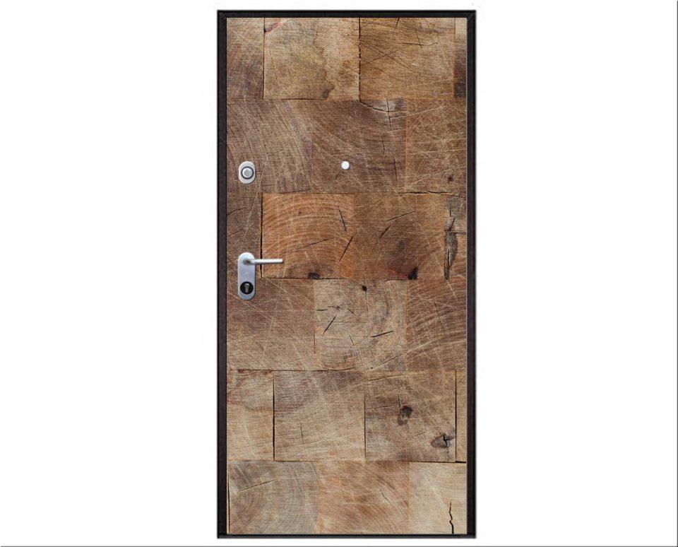 Custom made security doors