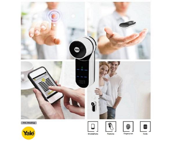Digitalna brava Yale ENTR
