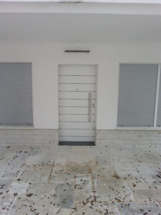 Protuprovalna vrat za kuću inox aplikacije