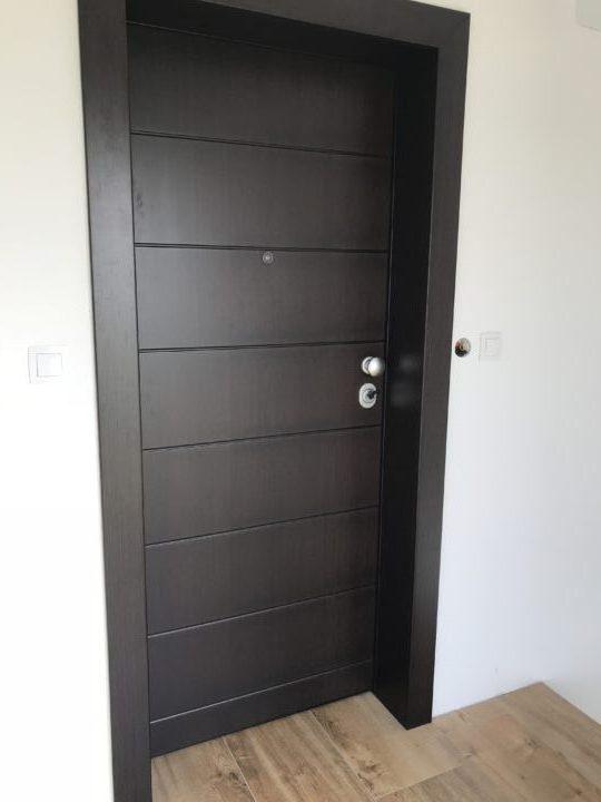 Protuprovalna vrata futer štok