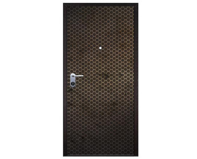 Protuprovalna vrata industrijski dizajn
