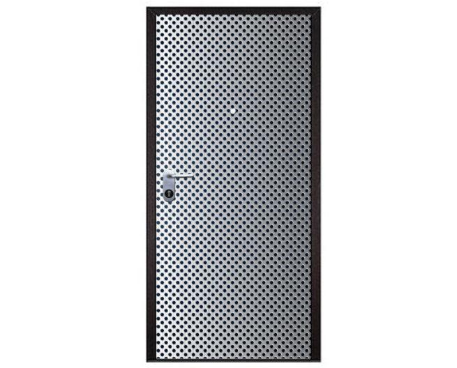 Protupožarna vrata industrijski dizajn