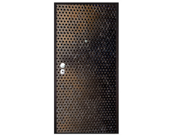 Security doors industrial design
