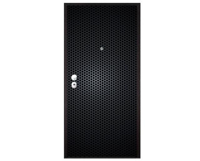 Security doors - Industrial design