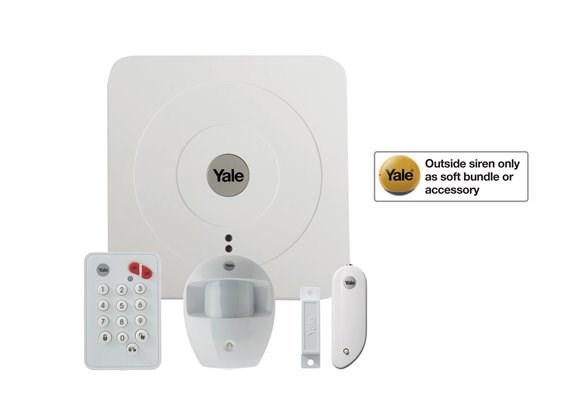 Yale Smart Home Alarm mobilna aplikacija