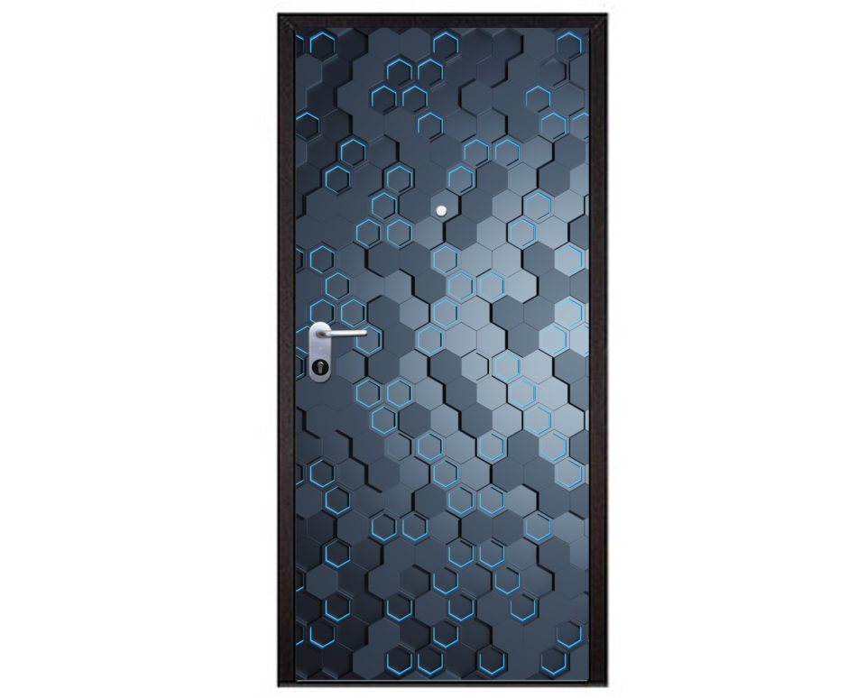 Protuprovalna vrata - Print panel 11052865815
