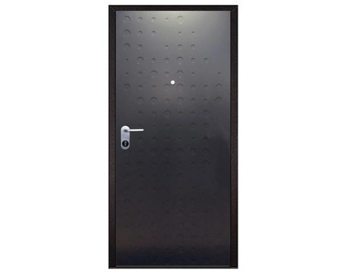 Protuprovalna vrata - Industrijski dizajn 1