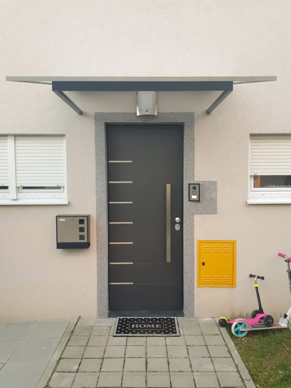 Protuprovalna vrata za kuću