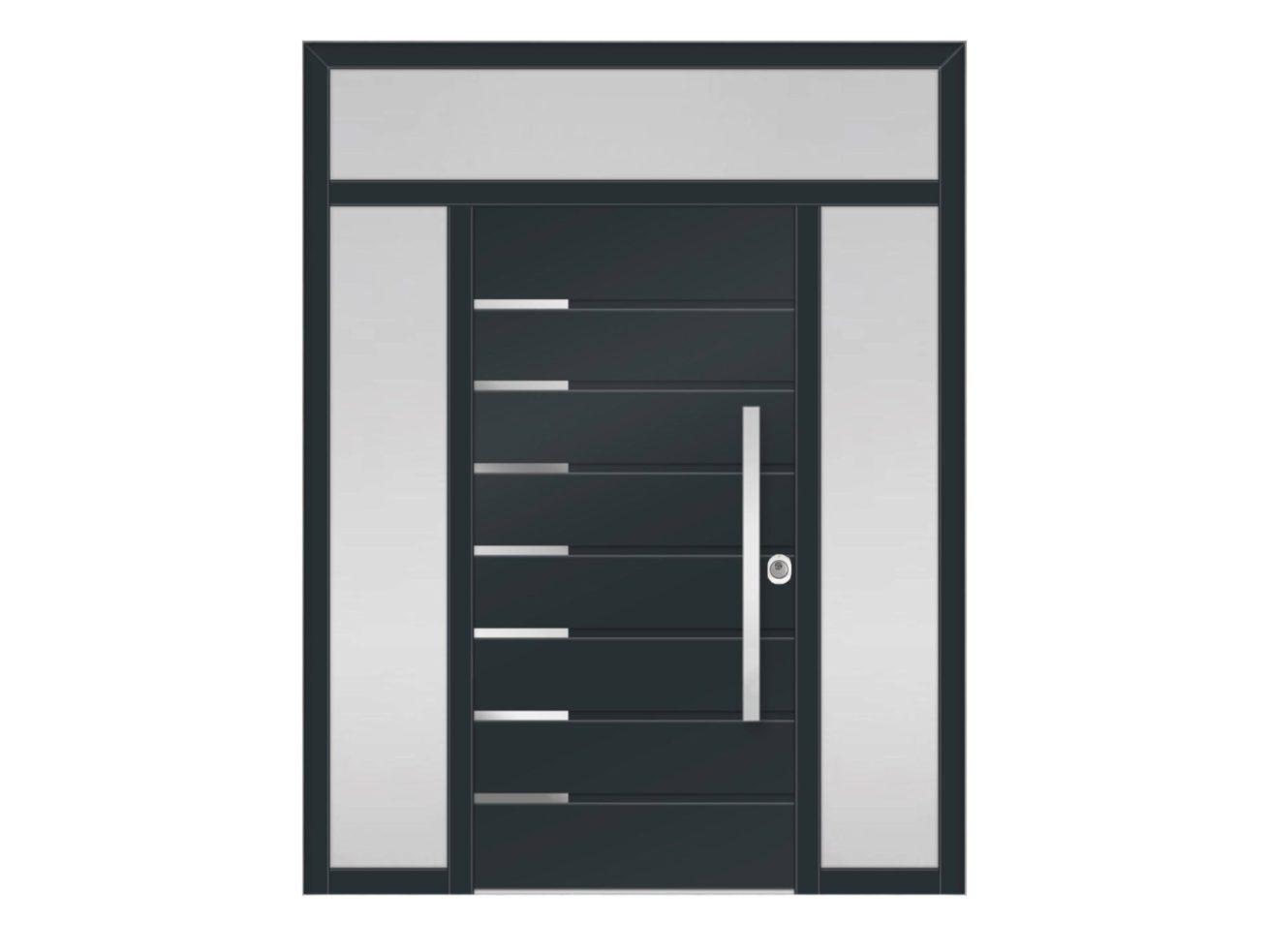 ALU Protuprovalna vrata za kuću