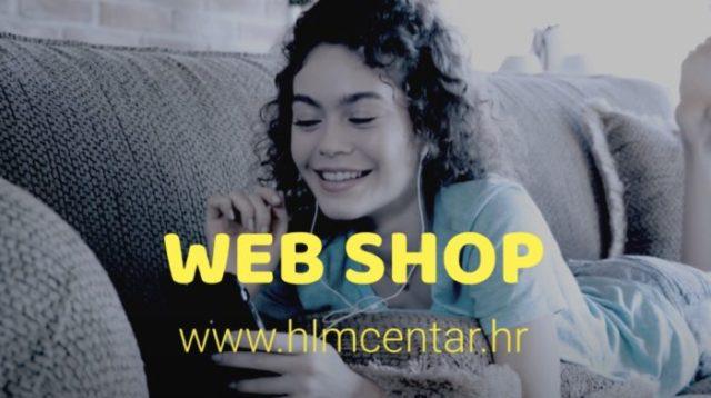 HLM web shop
