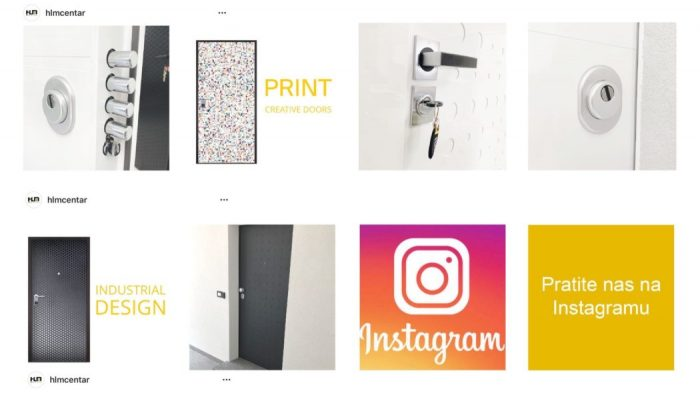 HLM Centar - Instagram