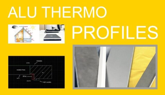 ALU THERMO PROFILES