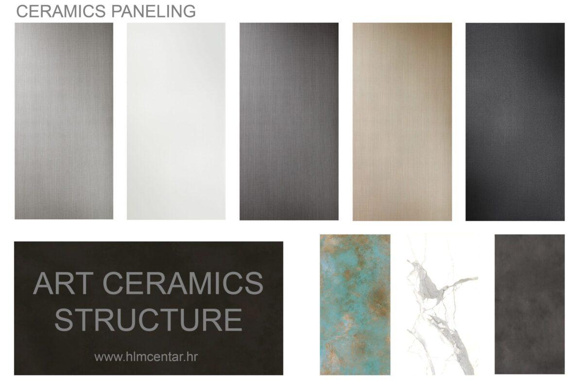 Art keramički paneli