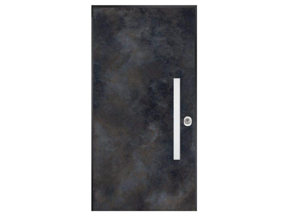 Security doors ART Ossido Nero