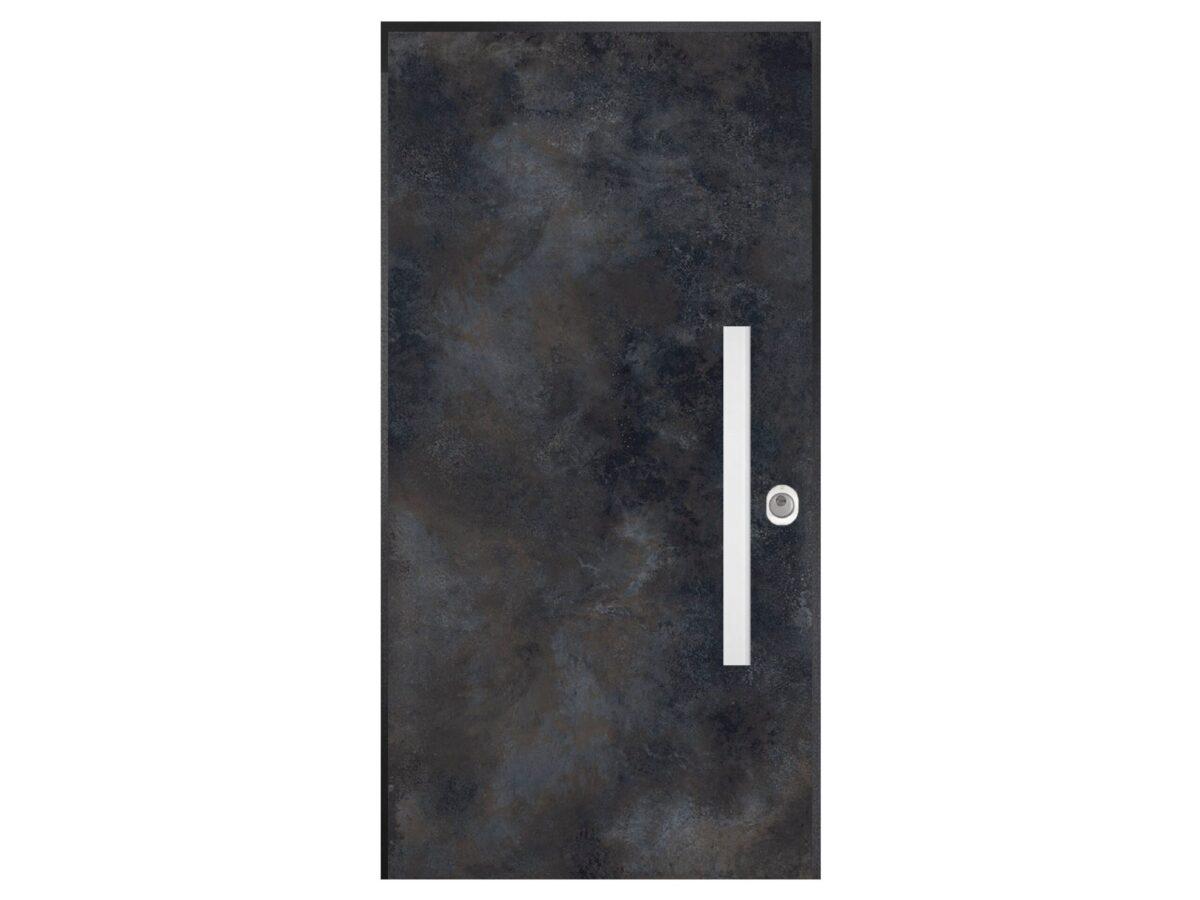 Protuprovalna vrata ART Ossido Nero