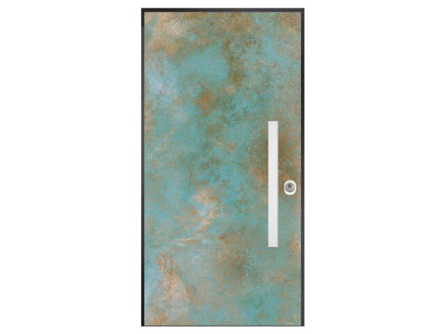 Security doors ART Ossido Verderame