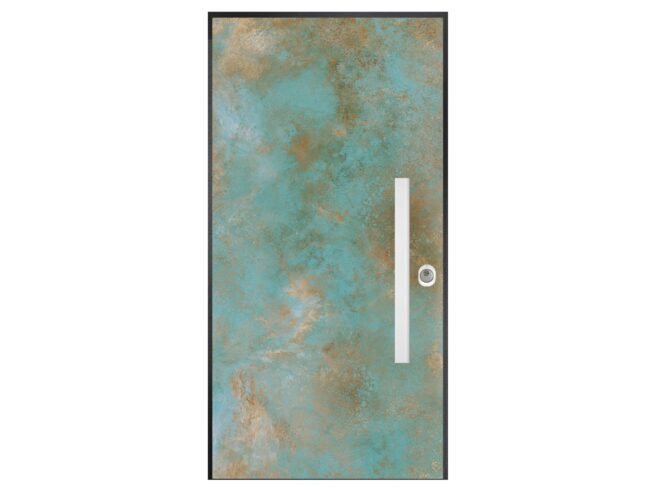 Protuprovalna vrata ART Ossido Verderame
