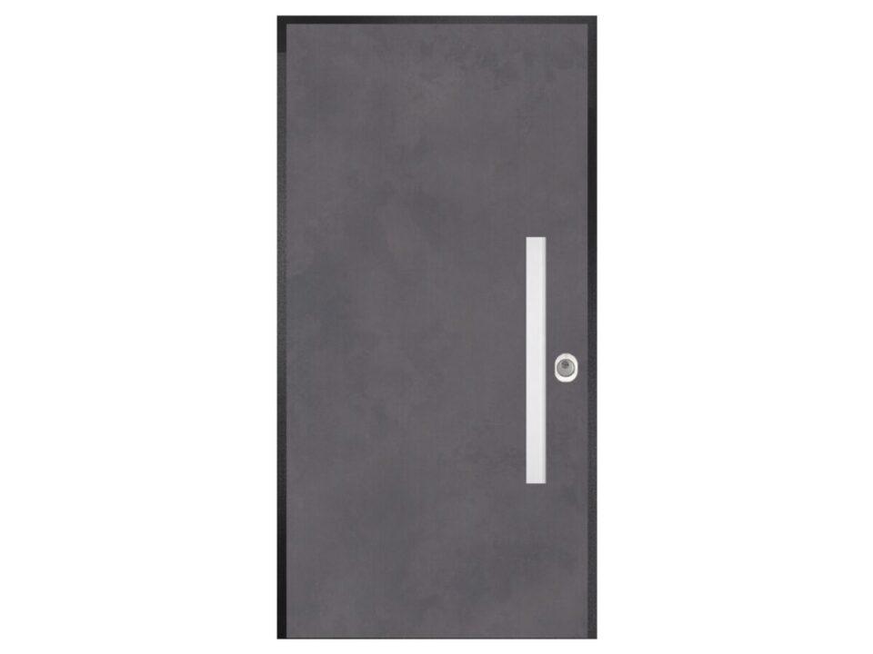 Protuprovalna vrata - Art metalik - antracit