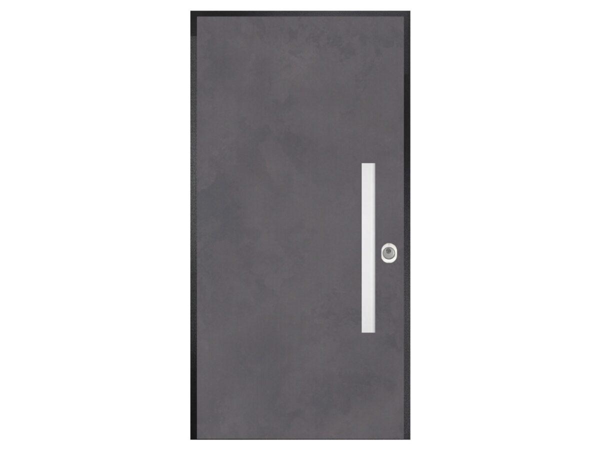 Security doors - Art metallic - anthracite