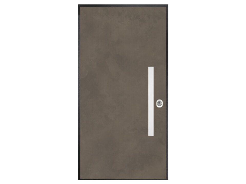 Security doors - Art metallic - bronze