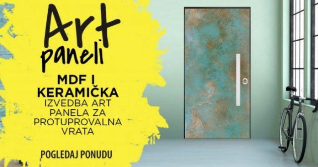 ART Protuprovalna vrata - Novosti