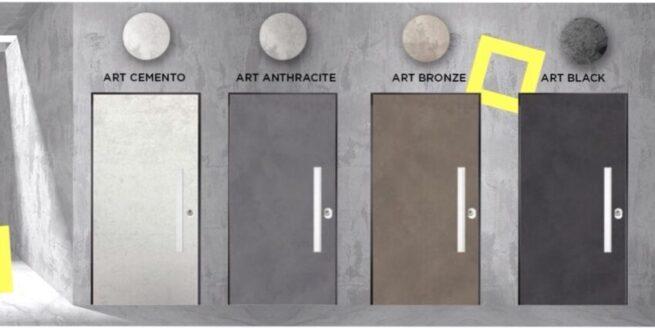ART paneli za protuprovalna vrata